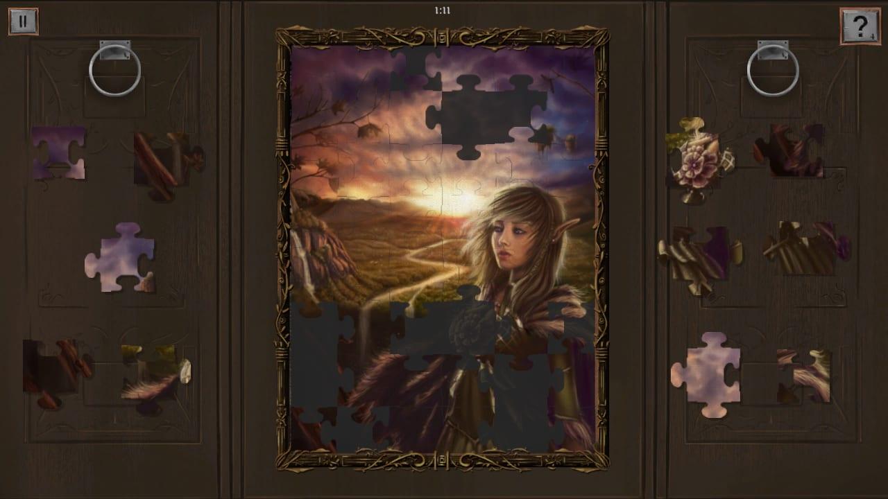 黑暗幻想:拼图(Dark Fantasy: Jigsaw Puzzle)插图4