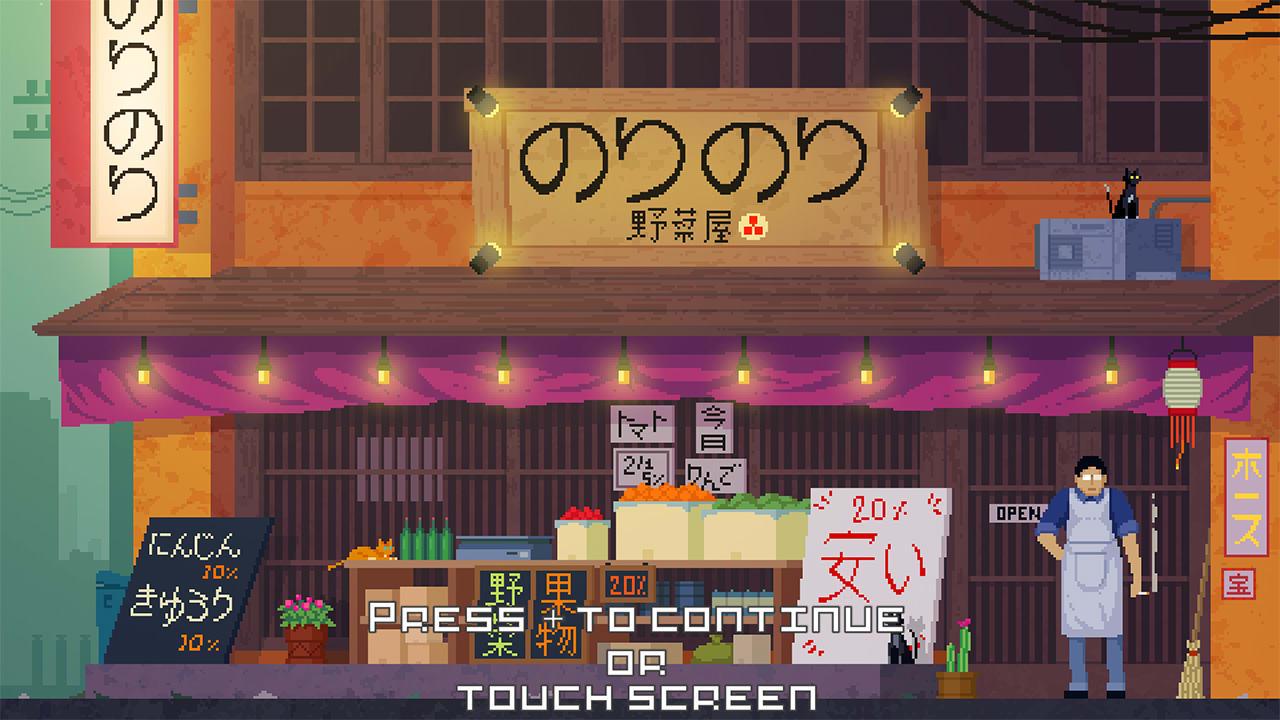 日本的日常生活-动画拼图(Daylife in Japan – Pixel Art Jigsaw Puzzle)插图4
