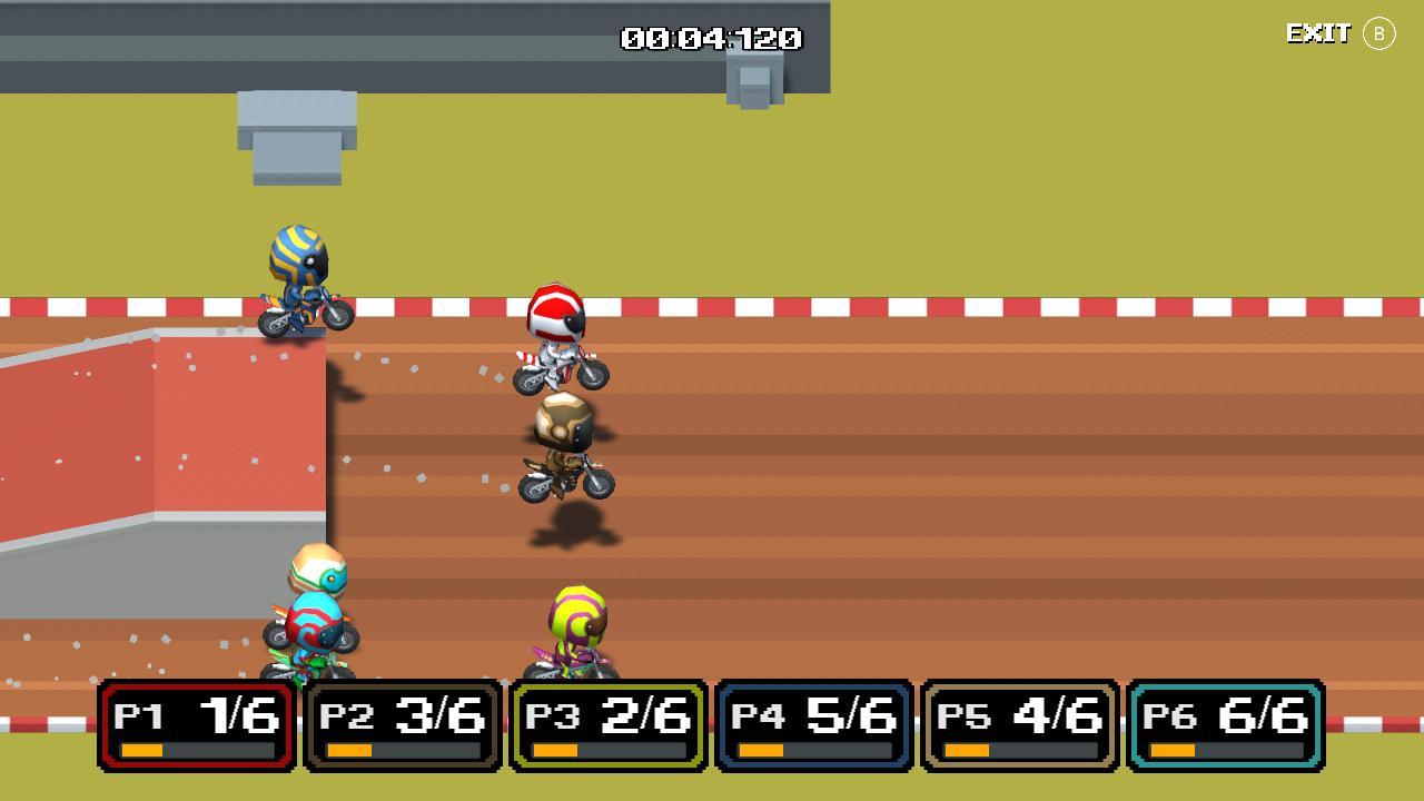 越野机车(Dirt Bike Retro)插图2