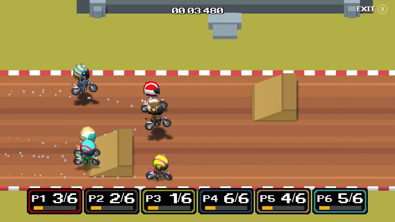越野机车(Dirt Bike Retro)插图3