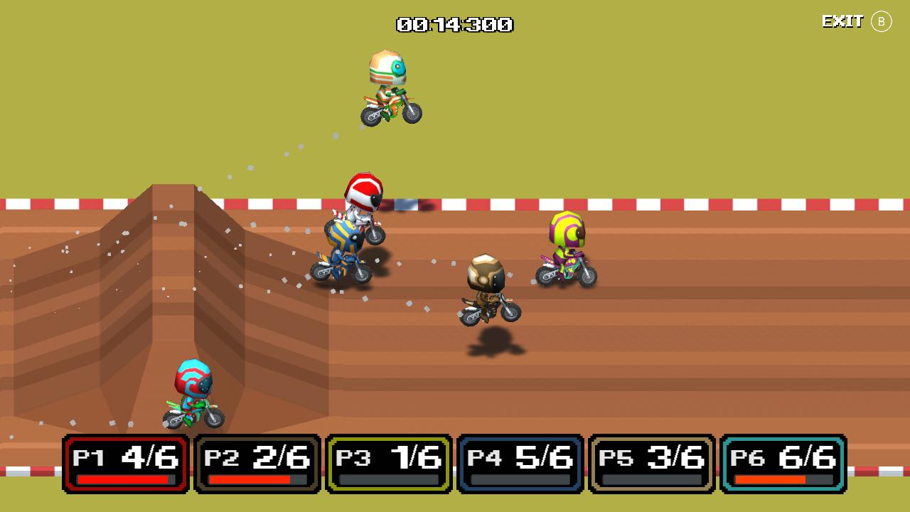 越野机车(Dirt Bike Retro)插图4