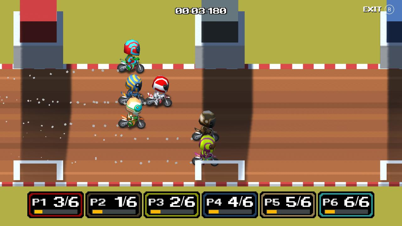 越野机车(Dirt Bike Retro)插图5