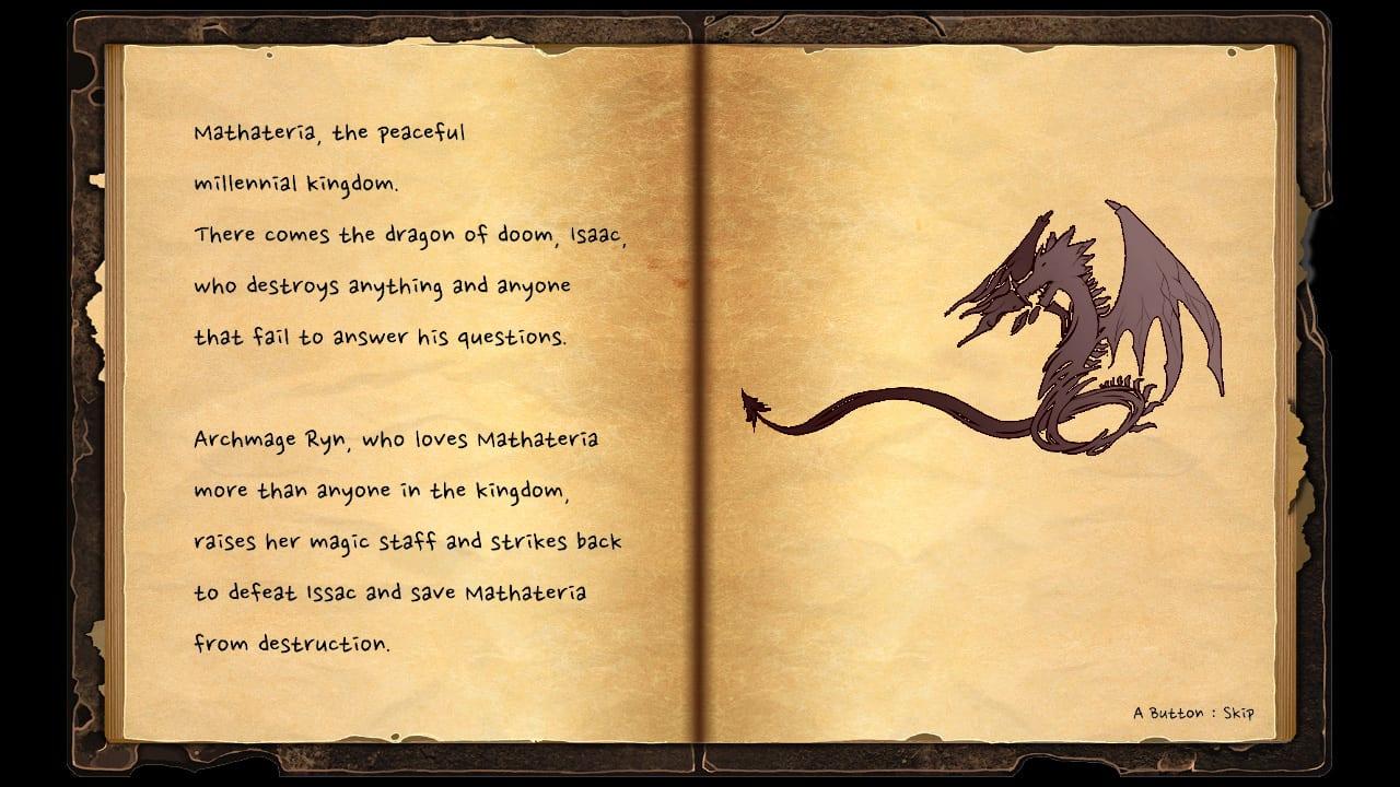 龙的问题(Dragon Question)插图4