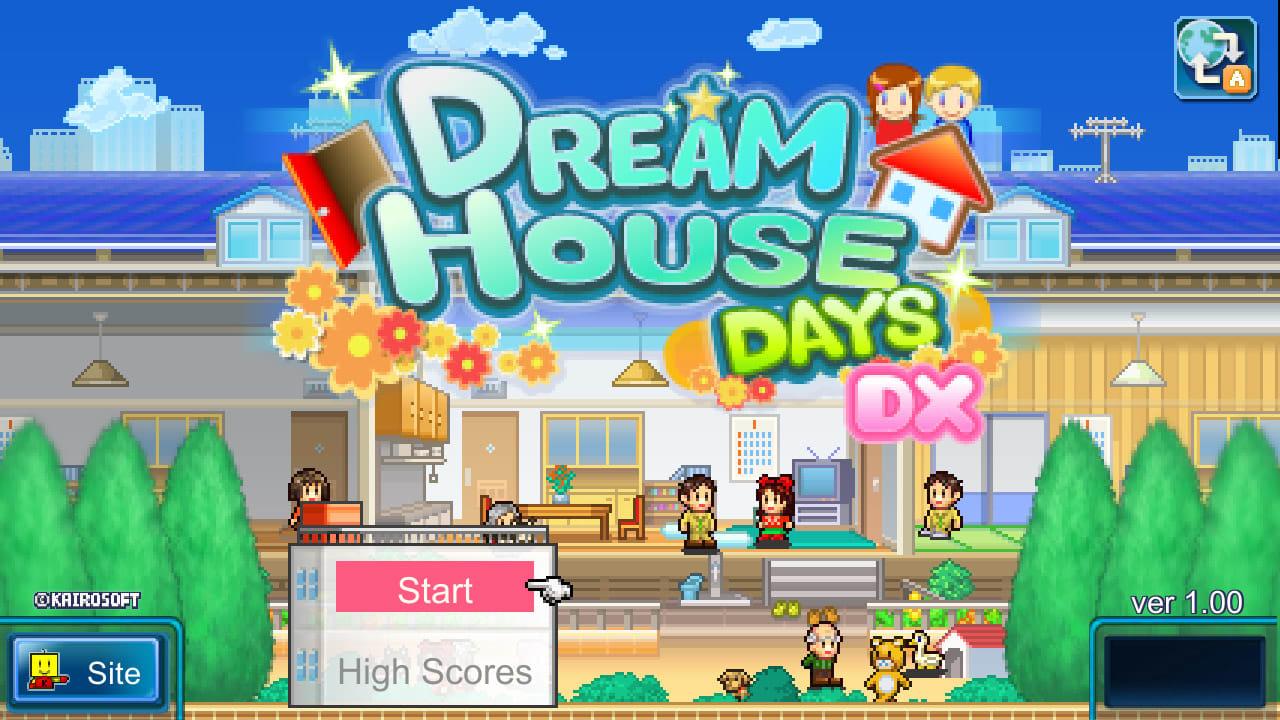 住宅梦物语(Dream House Days DX)插图