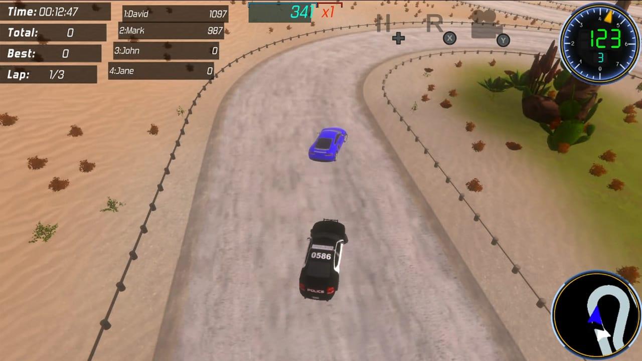 Drift Racing Madness插图1