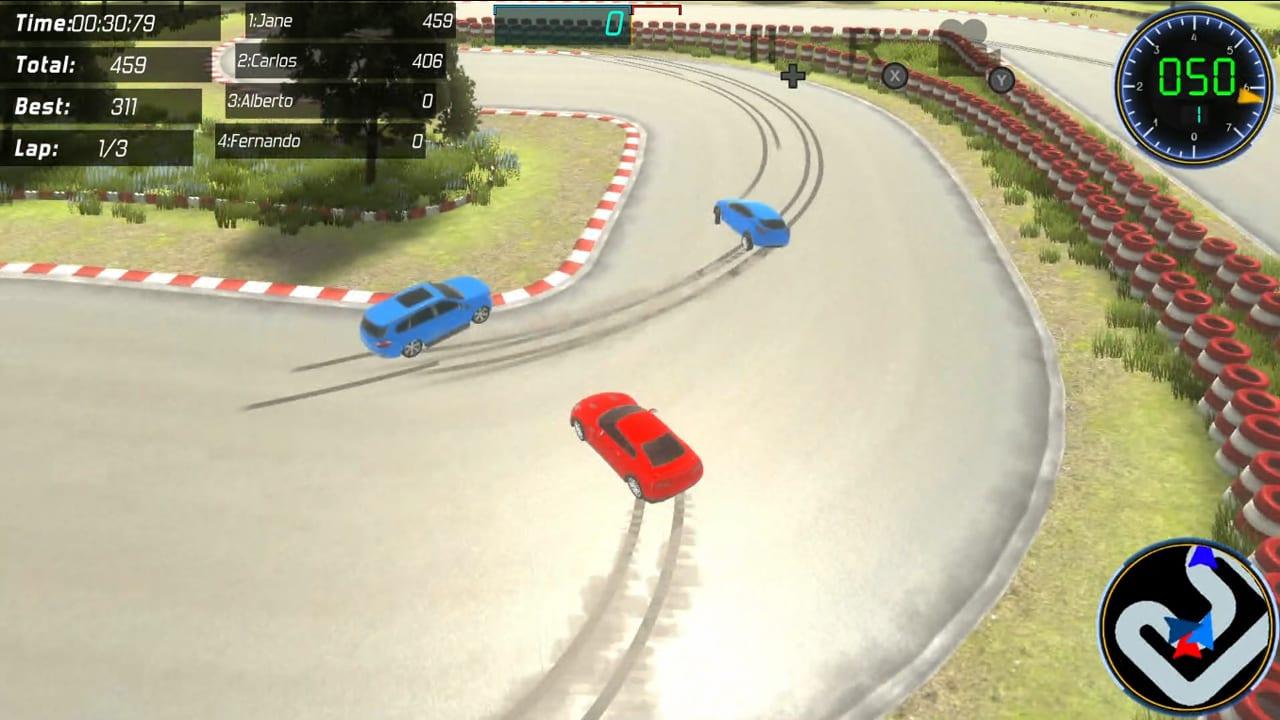 Drift Racing Madness插图3