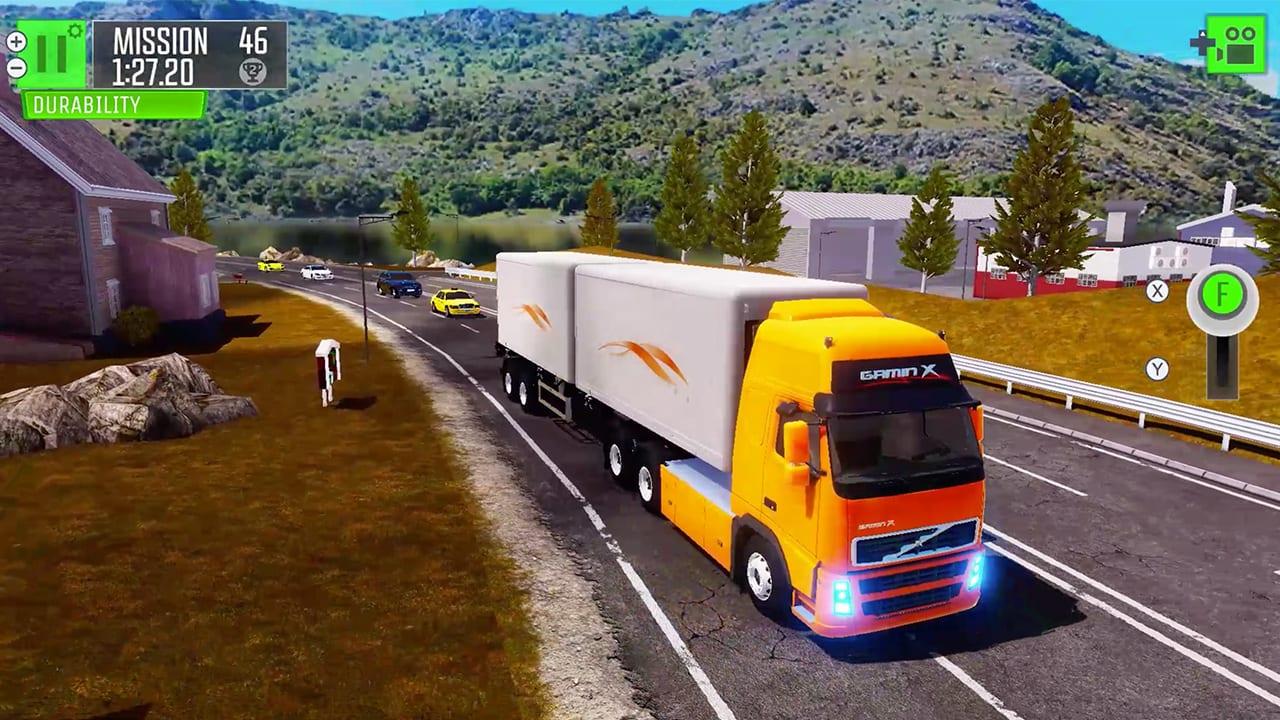 驾驶世界:北欧挑战(Driving World: Nordic Challenge)插图