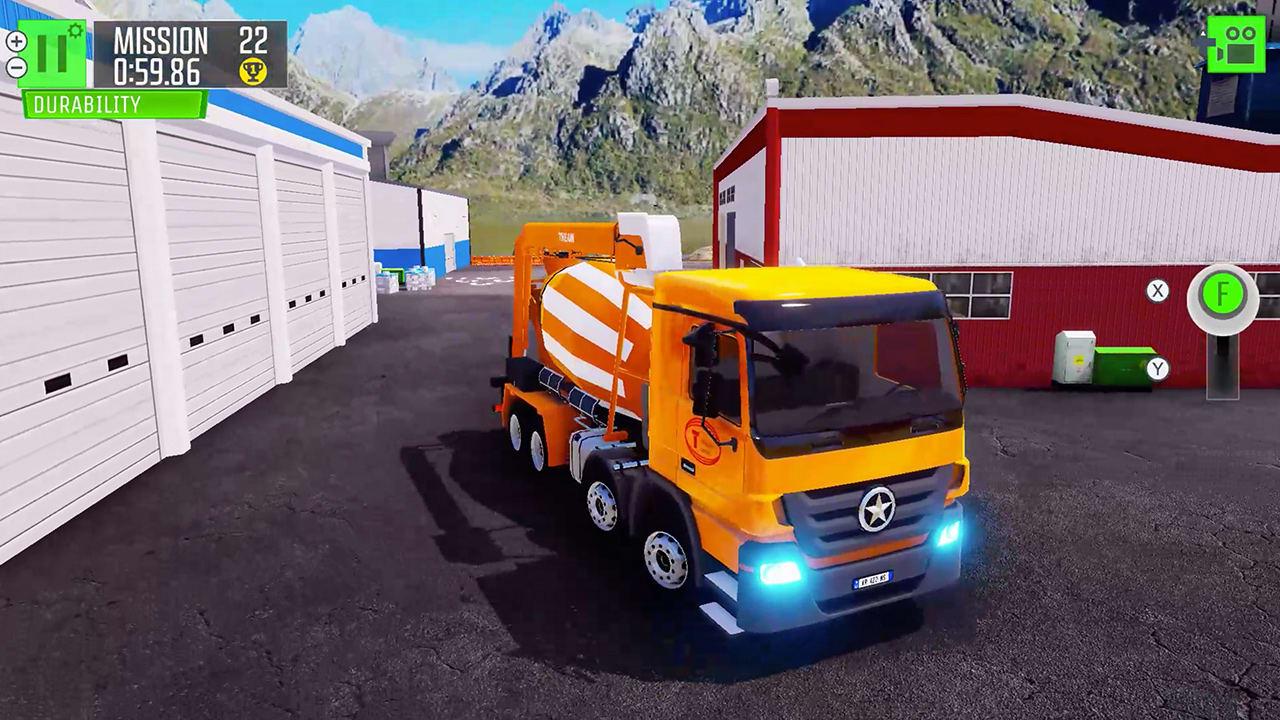 驾驶世界:北欧挑战(Driving World: Nordic Challenge)插图4