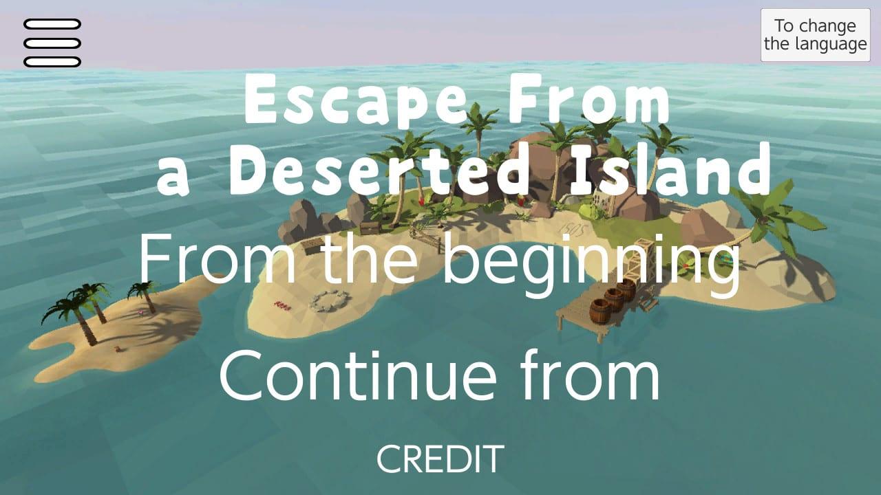 逃离荒岛(Escape From a Deserted Island)插图