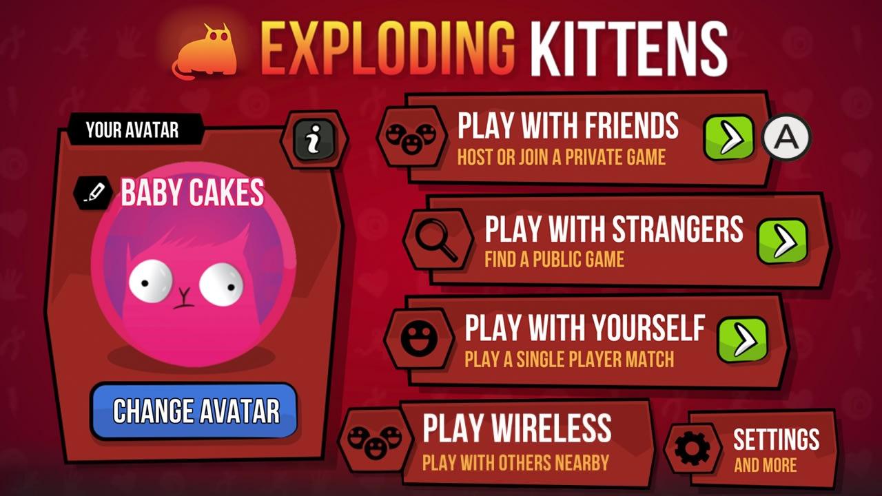 爆炸猫咪(Exploding Kittens)插图1