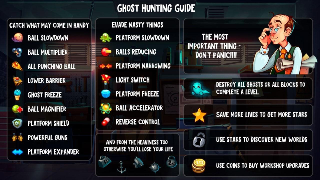 幽灵逃脱(Ghostanoid)插图5