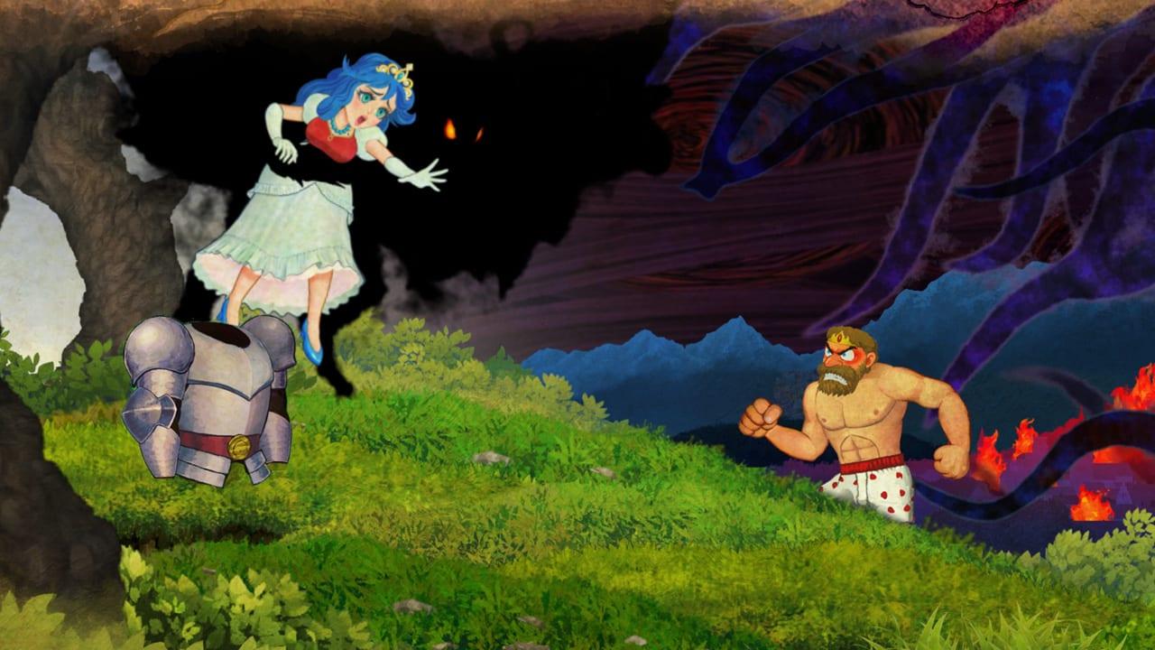 Análisis Ghosts 'n Goblins Resurrection