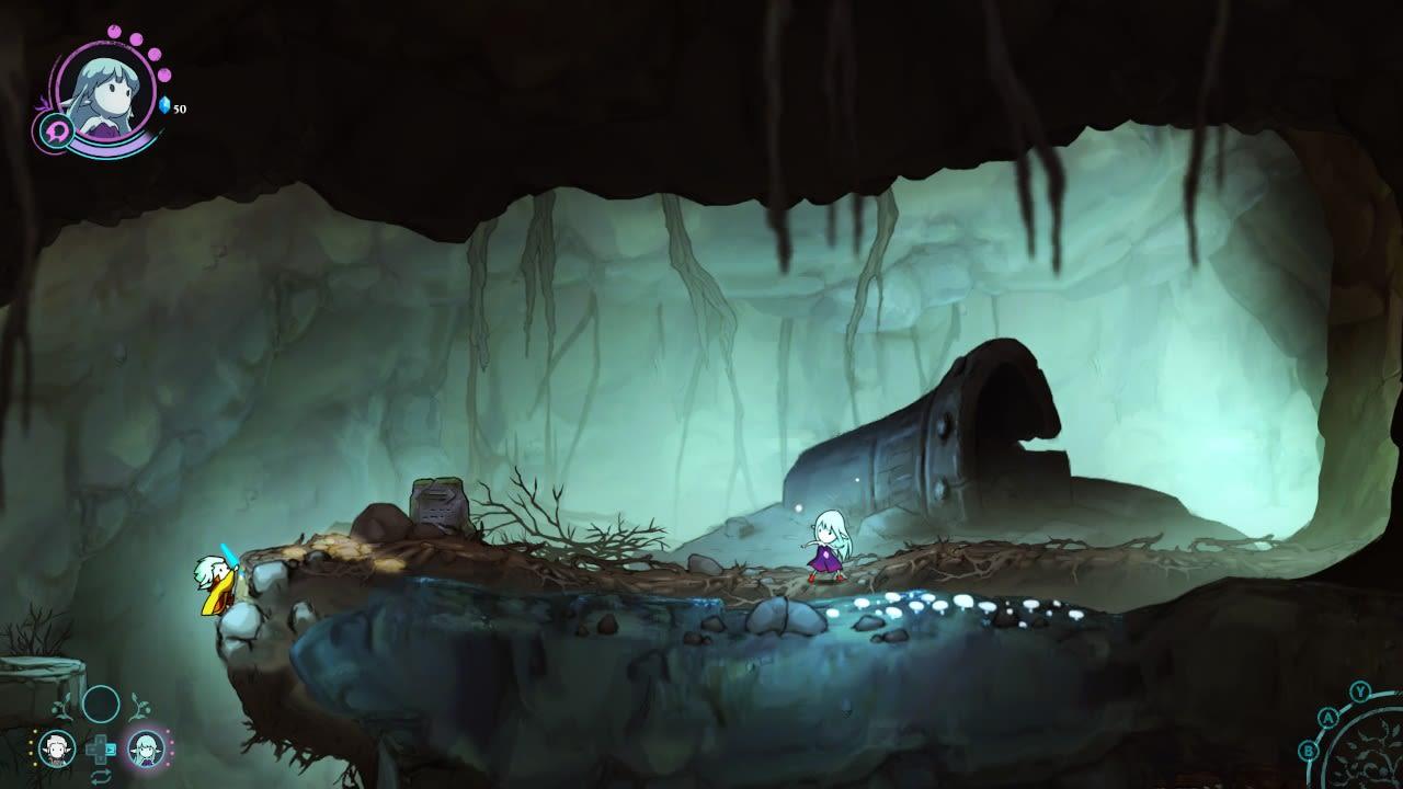 格瑞克:蓝色的记忆(Greak: Memories of Azur)插图1