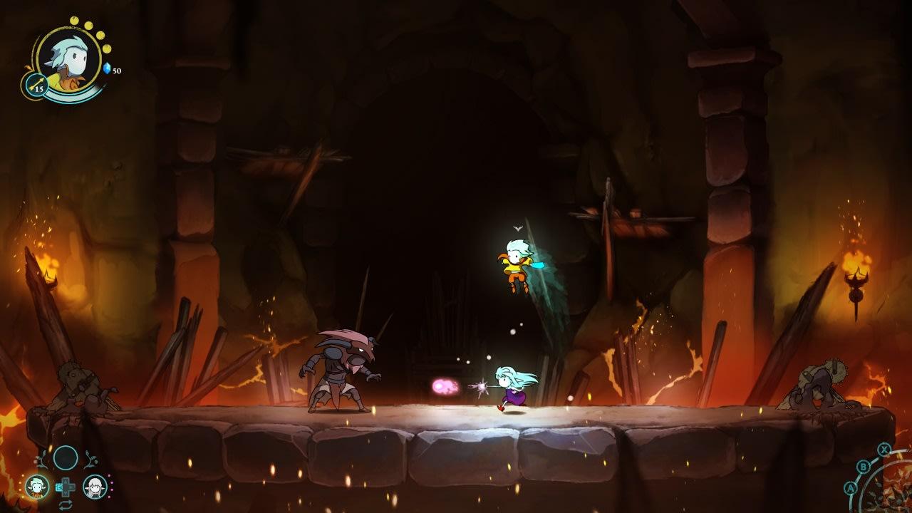 格瑞克:蓝色的记忆(Greak: Memories of Azur)插图2