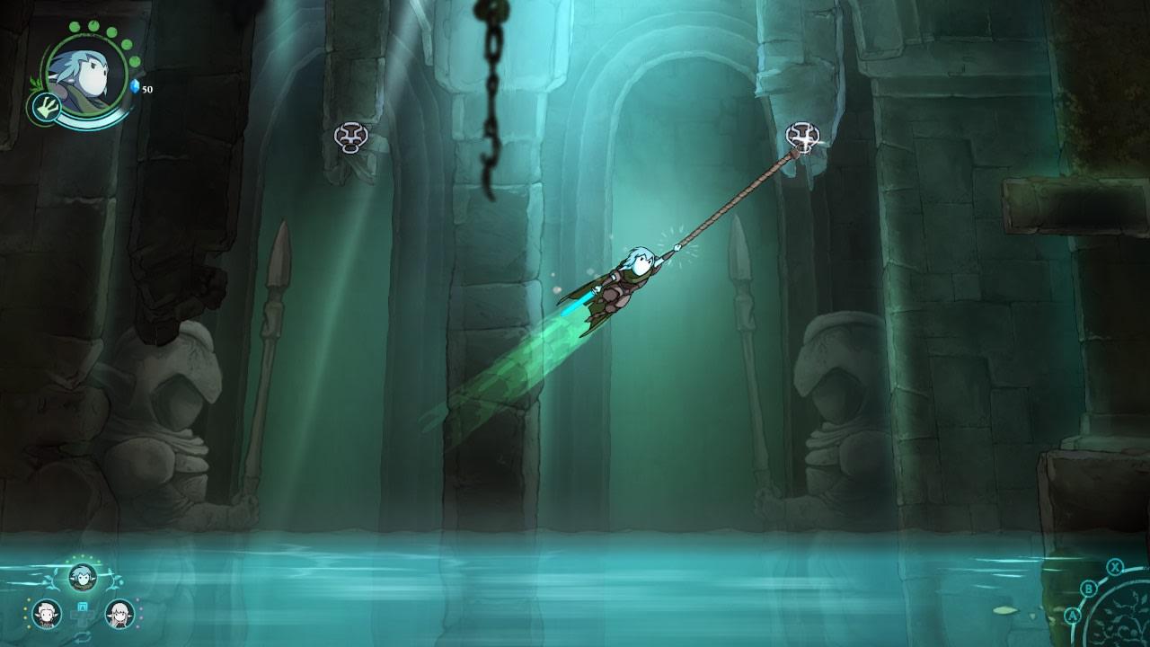格瑞克:蓝色的记忆(Greak: Memories of Azur)插图3