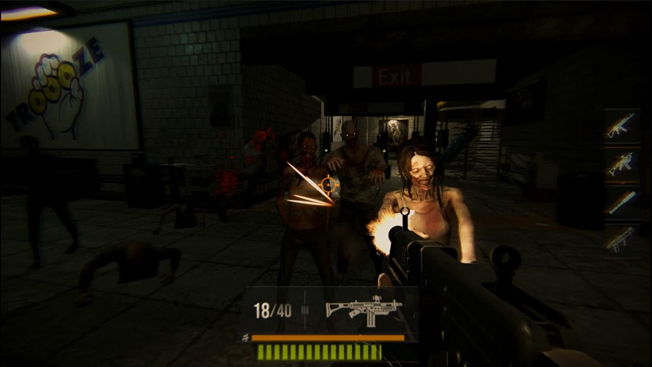 恐怖黎明:僵尸启示录(Haunted Dawn: The Zombie Apocalypse)插图1