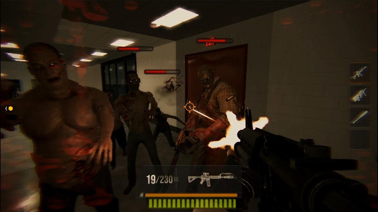 恐怖黎明:僵尸启示录(Haunted Dawn: The Zombie Apocalypse)插图4