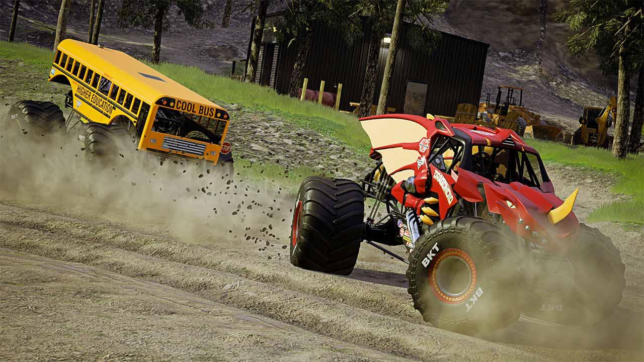 怪物卡车钢铁泰坦2(Monster Jam Steel Titans 2)插图1