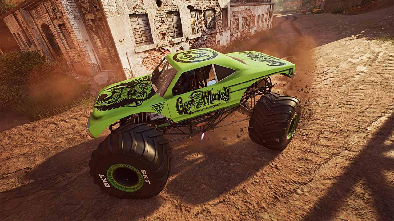 怪物卡车钢铁泰坦2(Monster Jam Steel Titans 2)插图3