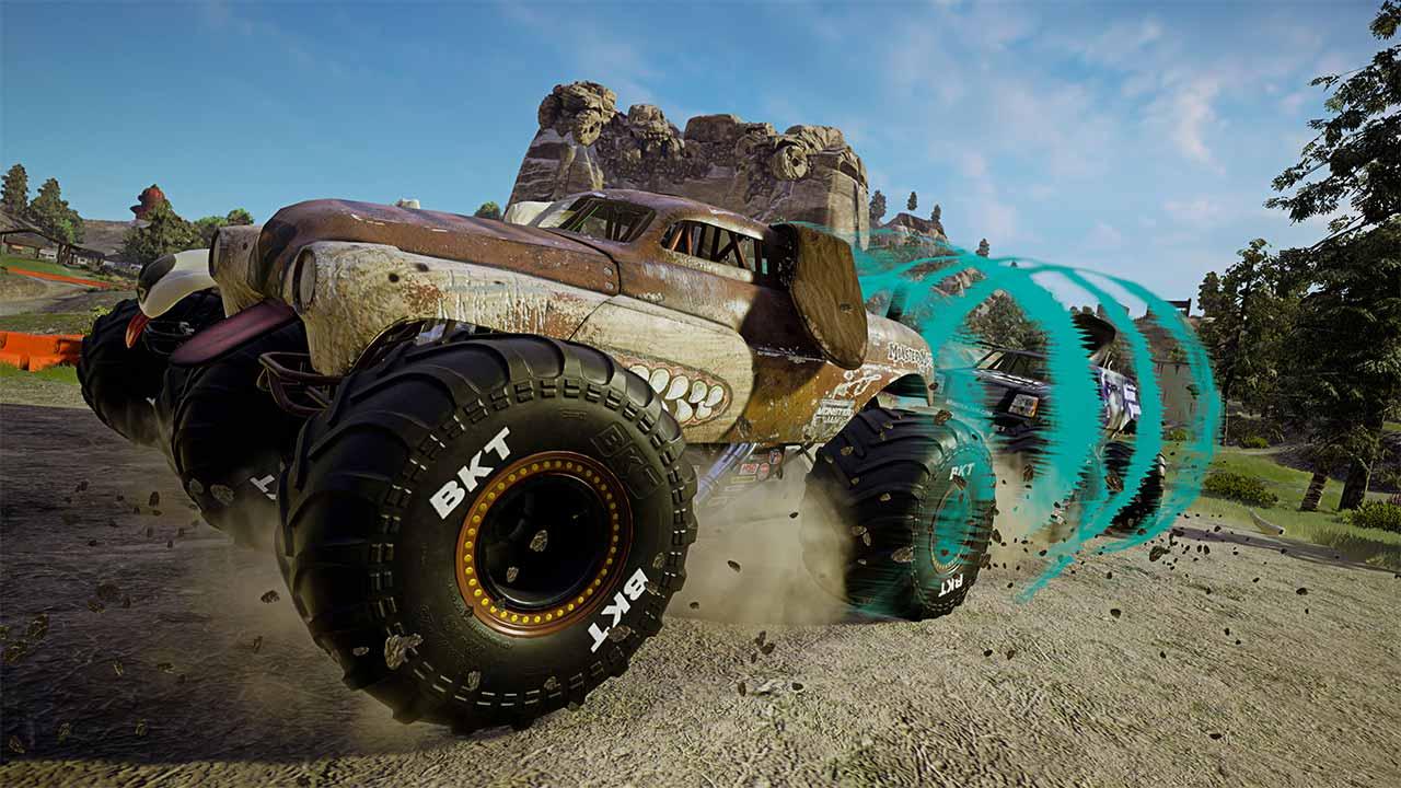 怪物卡车钢铁泰坦2(Monster Jam Steel Titans 2)插图4