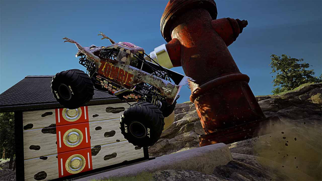 怪物卡车钢铁泰坦2(Monster Jam Steel Titans 2)插图5