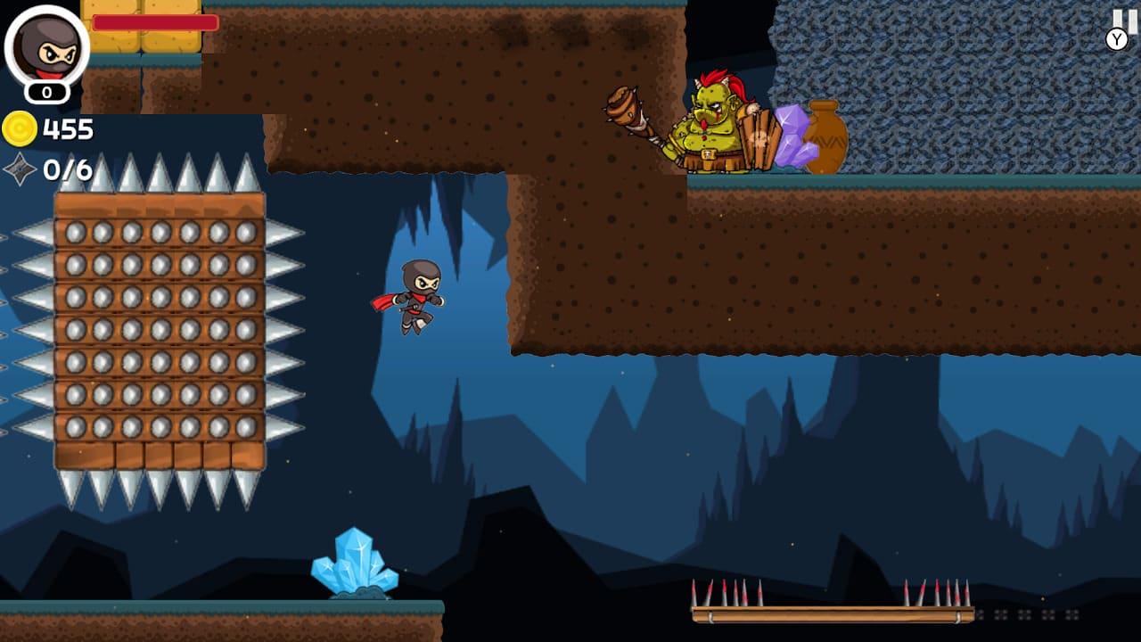忍者小子的史诗任务(Ninja Buddy Epic Quest)插图