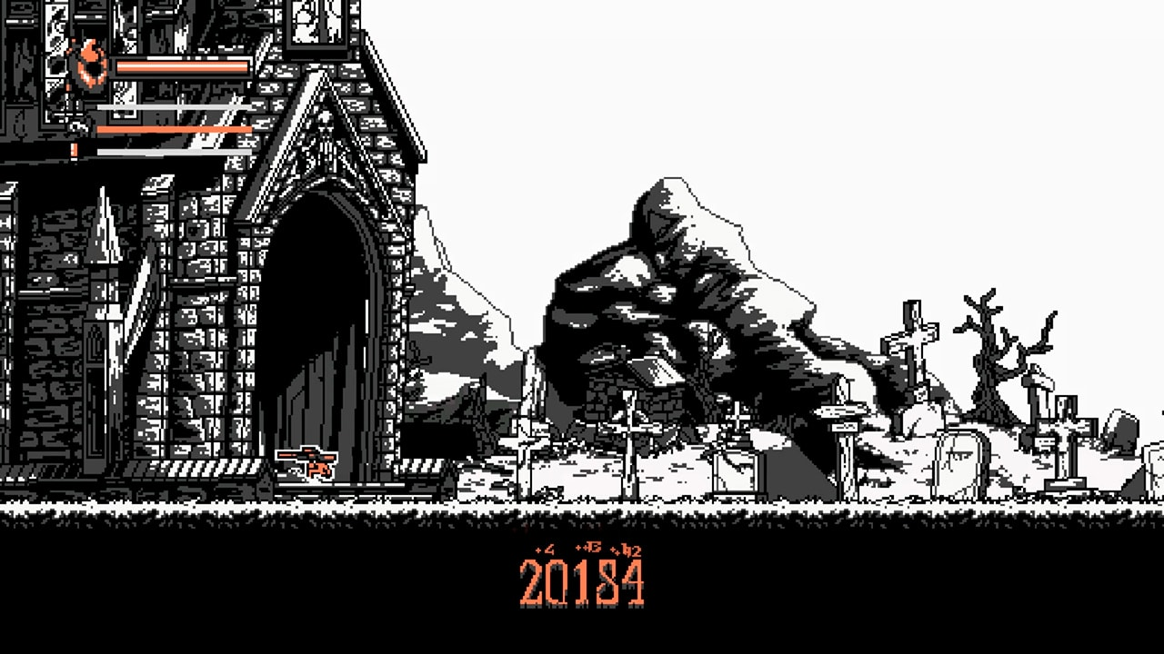 黑白墓地:幽灵版(Nongunz: Doppelganger Edition)插图