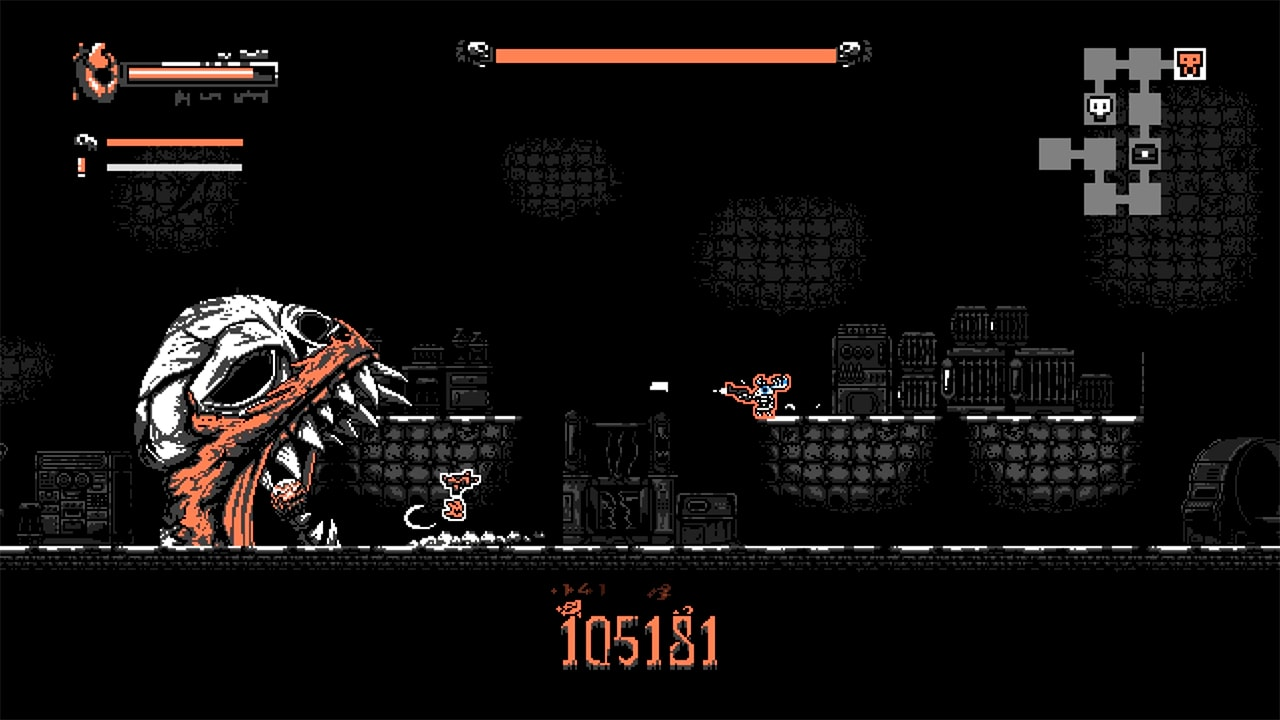 黑白墓地:幽灵版(Nongunz: Doppelganger Edition)插图1