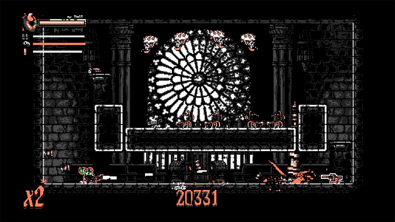黑白墓地:幽灵版(Nongunz: Doppelganger Edition)插图2