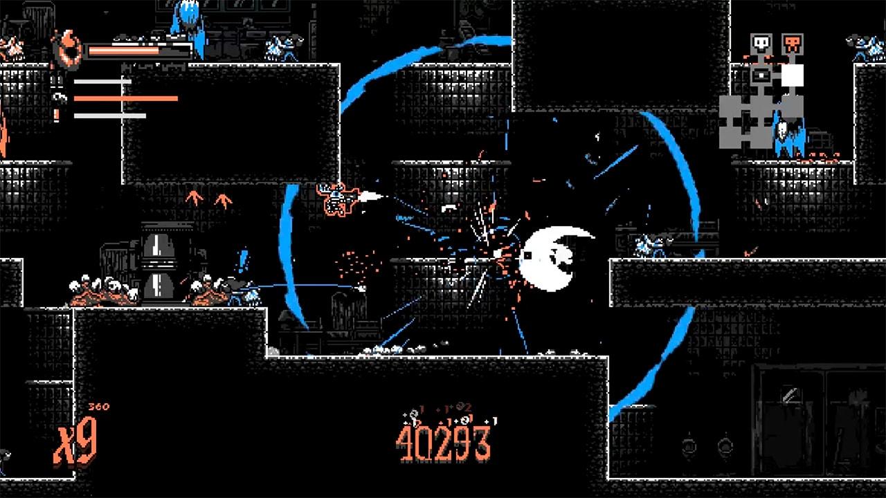 黑白墓地:幽灵版(Nongunz: Doppelganger Edition)插图5