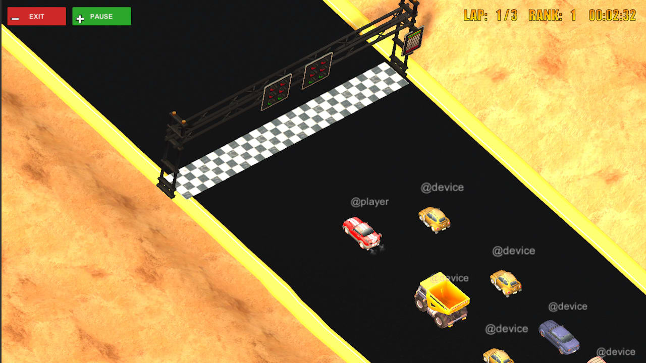 越野迷你赛车(Offroad Mini Racing)插图