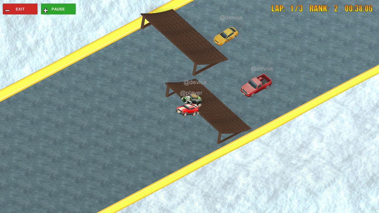 越野迷你赛车(Offroad Mini Racing)插图1