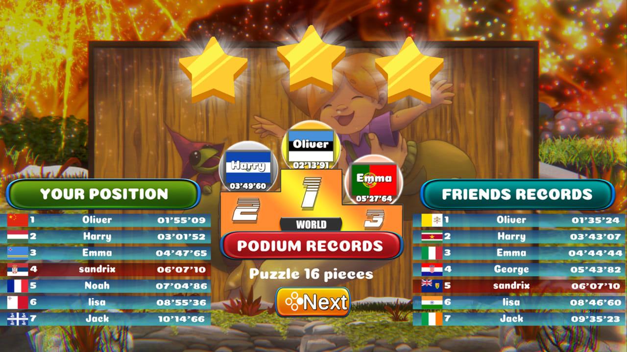 匹诺曹:超级拼图梦(Pinocchio: Super Puzzles Dream)插图5