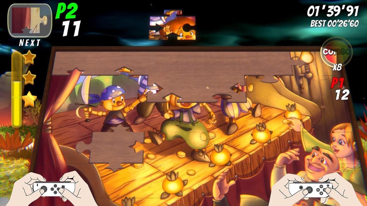 匹诺曹:超级拼图梦(Pinocchio: Super Puzzles Dream)插图2