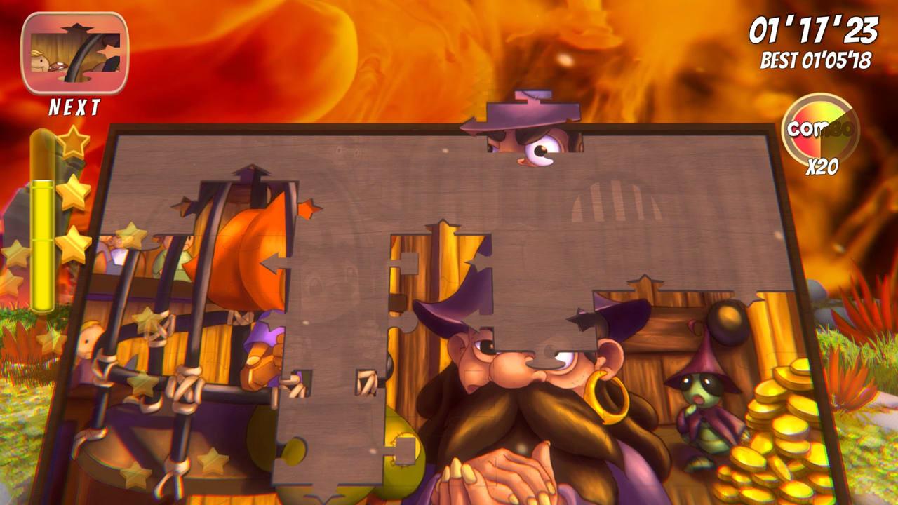 匹诺曹:超级拼图梦(Pinocchio: Super Puzzles Dream)插图3