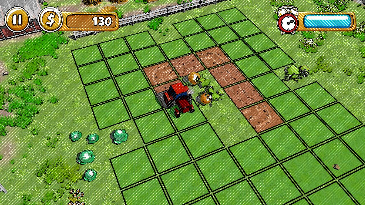 Puzzle Plowing A Field插图2