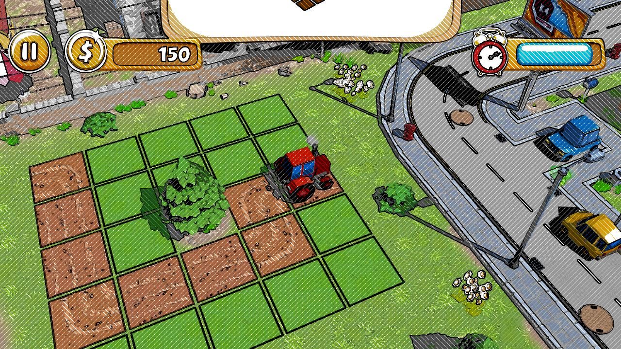 Puzzle Plowing A Field插图3