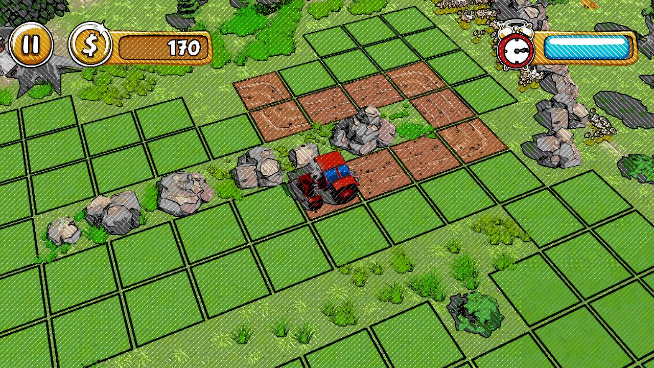 Puzzle Plowing A Field插图4