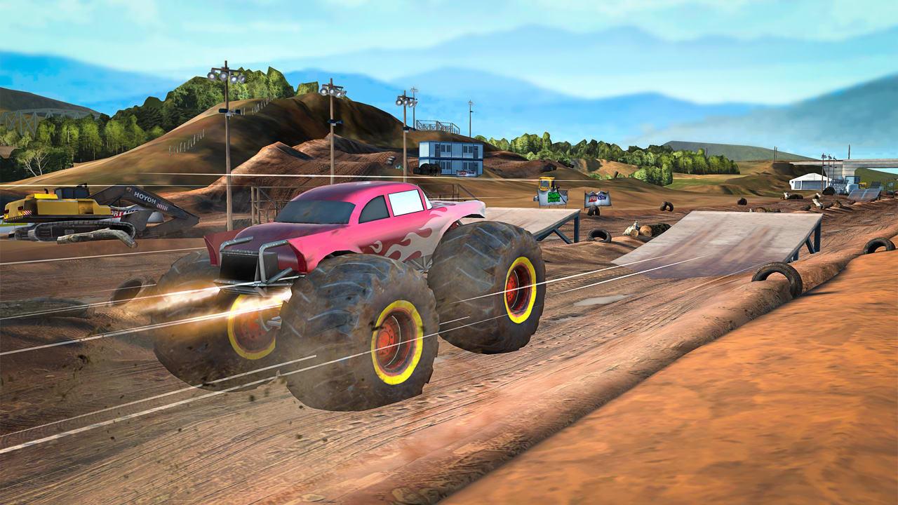 极限怪物赛车2(Racing Xtreme 2)插图