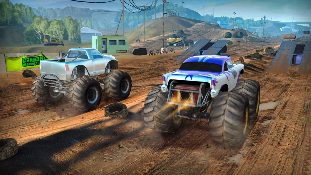 极限怪物赛车2(Racing Xtreme 2)插图1