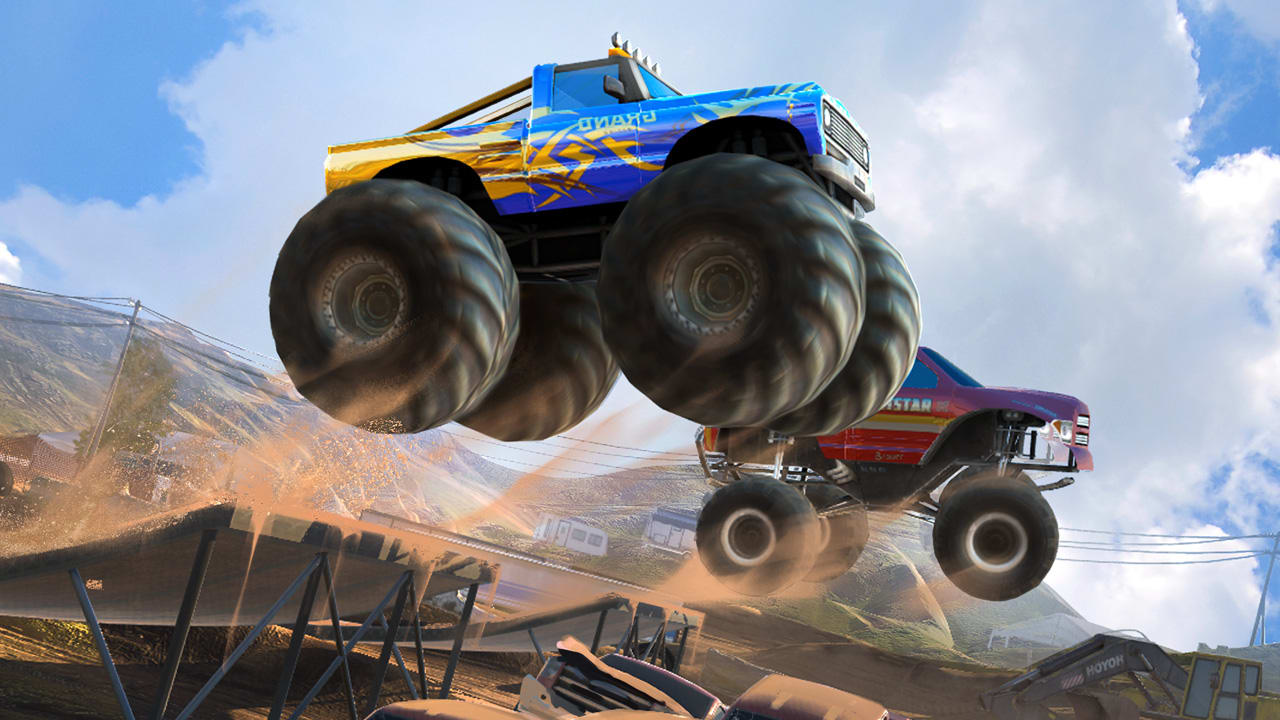 极限怪物赛车2(Racing Xtreme 2)插图2