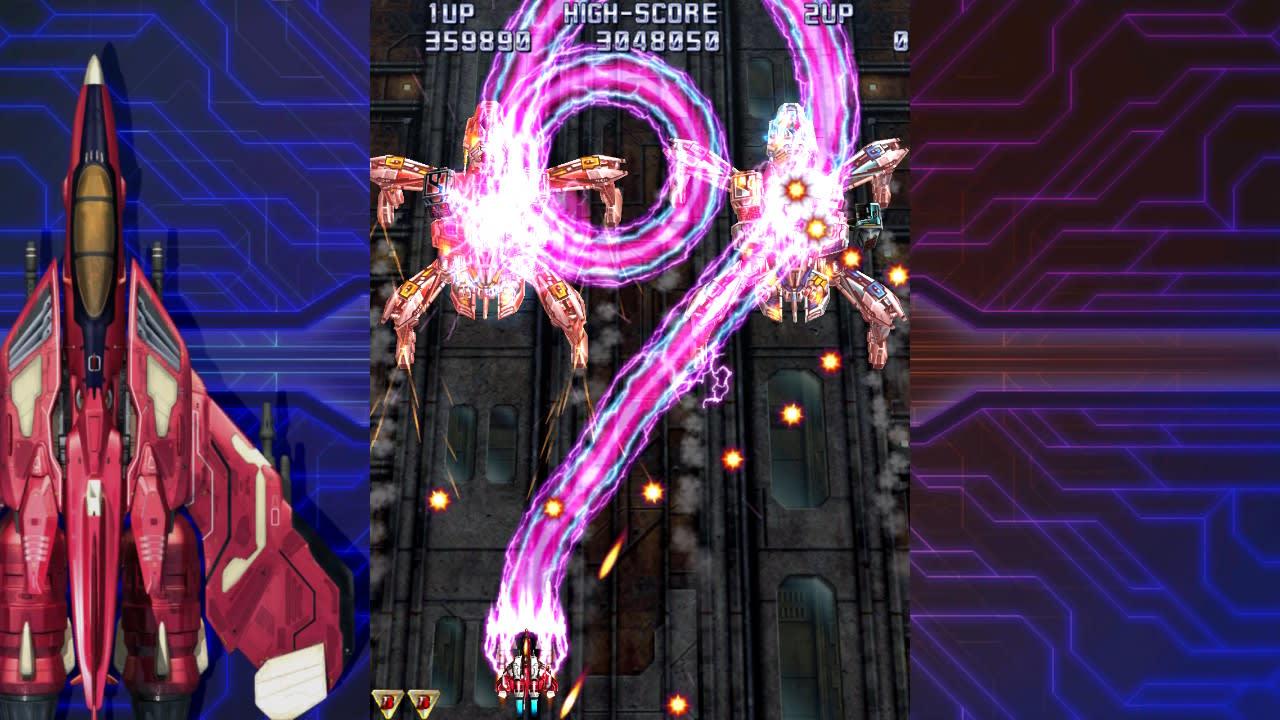 雷电4 x 米卡多 混音版(Raiden IV x MIKADO remix)插图