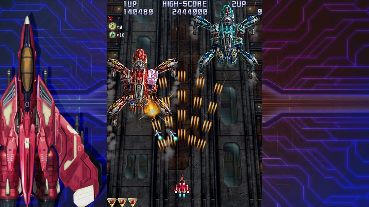 雷电4 x 米卡多 混音版(Raiden IV x MIKADO remix)插图2