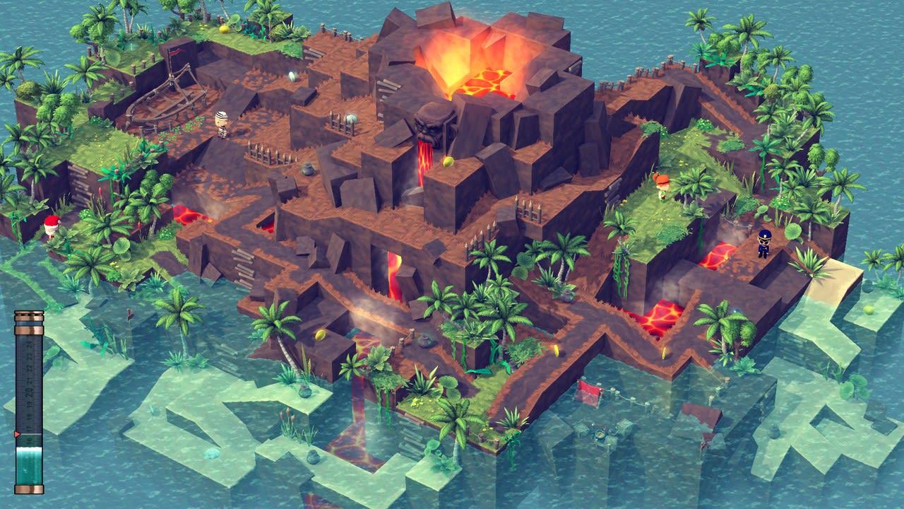 迷失的岛屿(Raiders Of The Lost Island)插图2