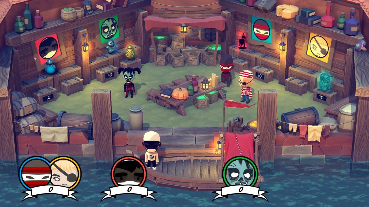 迷失的岛屿(Raiders Of The Lost Island)插图4