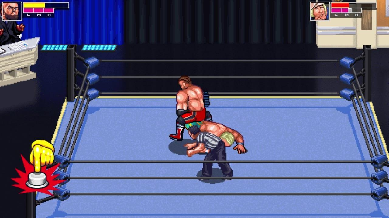 疯狂复古摔跤(RetroMania Wrestling)插图1