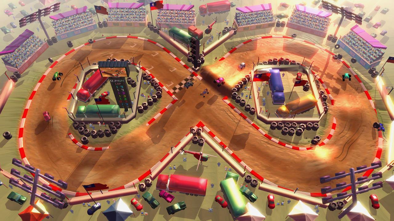 赛车3合1(Rock 'N Racing Bundle 3 in 1)插图