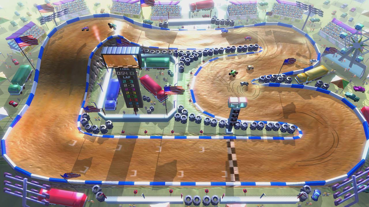赛车3合1(Rock 'N Racing Bundle 3 in 1)插图3