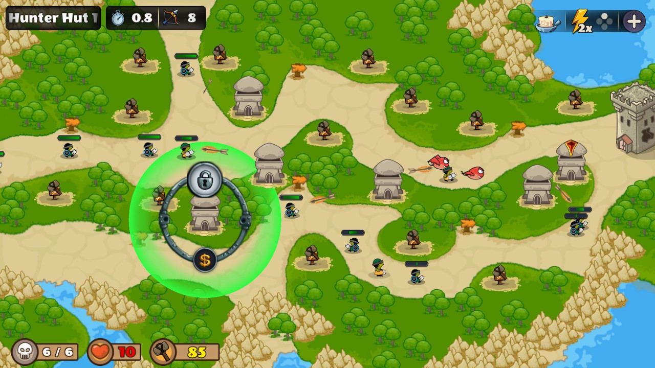 皇家塔防(Royal Tower Defense)插图1