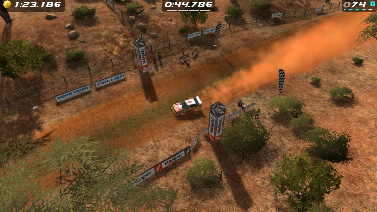 冲刺拉力赛起源(Rush Rally Origins)插图1